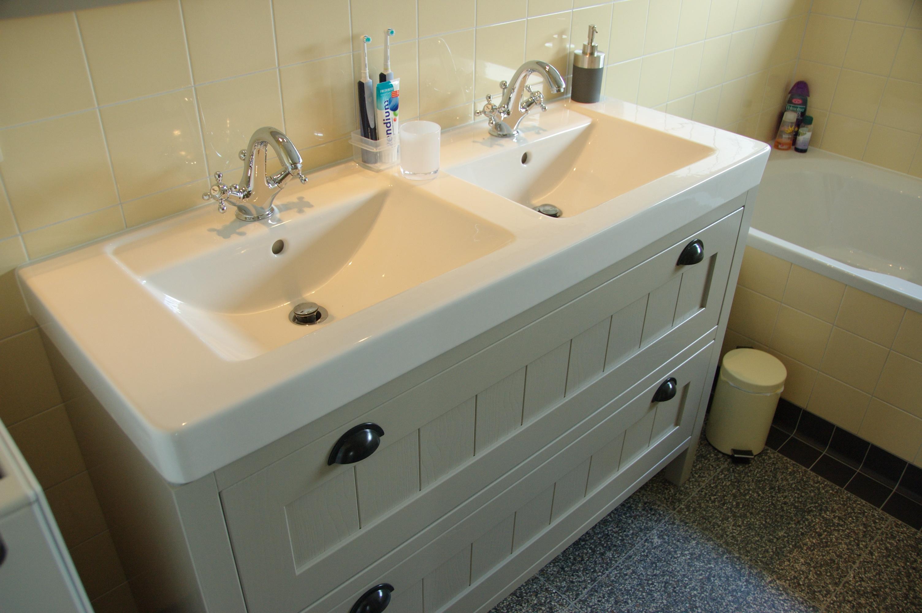Badkamer Meubel Landelijk : Mooi landelijk badkamermeubel badkamermeubels ontwerpen 2017