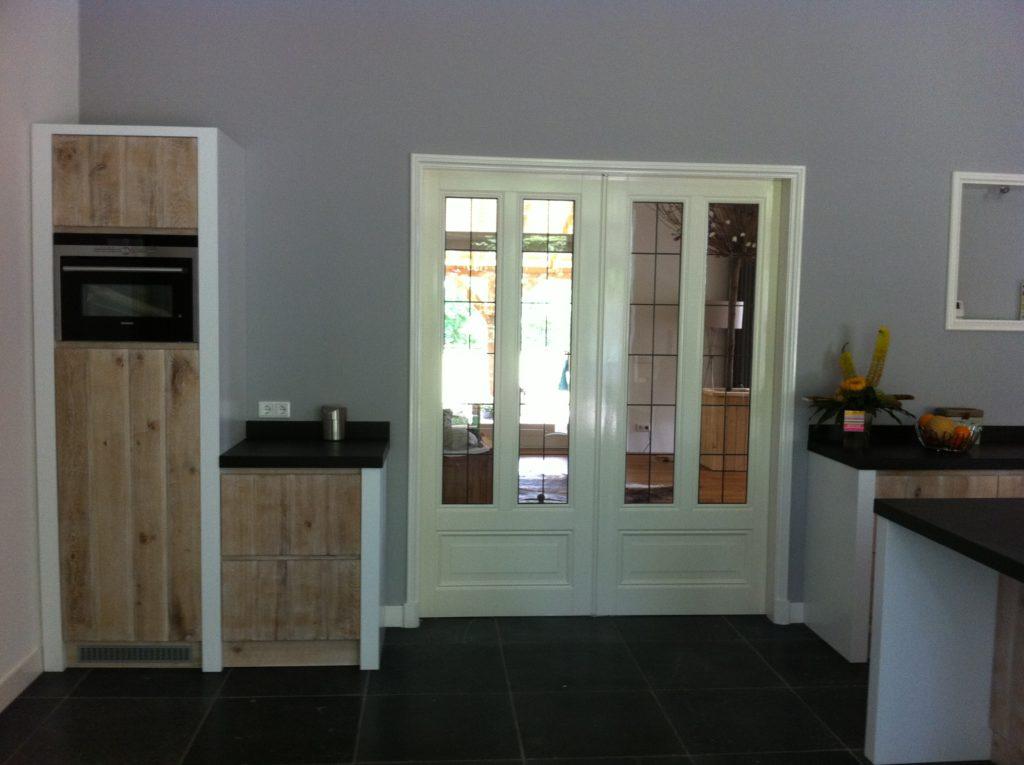 Landelijk Keuken Strakke : Strak landelijke keuken en badkamer portfolio expro