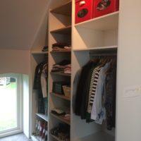 Interieur kledingkasten